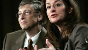 Bill und Melinda behandeln eine Krankheit