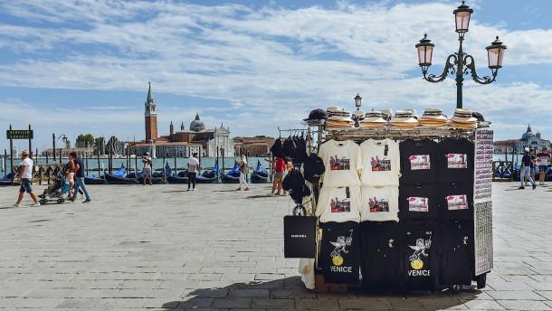 Diesel verkauft Mini-Kollektion, wo sonst Touristennippes hängt