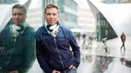 """""""Auch unter Schwulen existieren Vorurteile gegenüber HIV"""": Björn Beck in Frankfurt"""