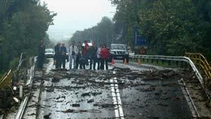 Notstand im Norden Griechenlands