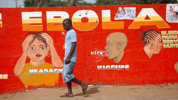 Liberia besiegt das Virus