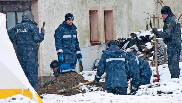 Weitere Leichenteile in Reichenau gefunden