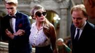Gina-Lisa Lohfink im Juni im Kriminalgericht Berlin-Moabit