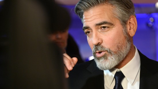Clooney für humanitäres Engagement geehrt