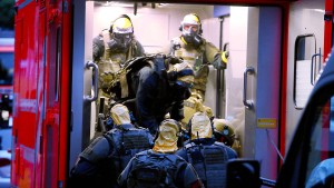 Polizei findet Stoffe für Biowaffe in Köln