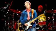 Jetzt auch auf Telegram: Eric Clapton (Archivbild)