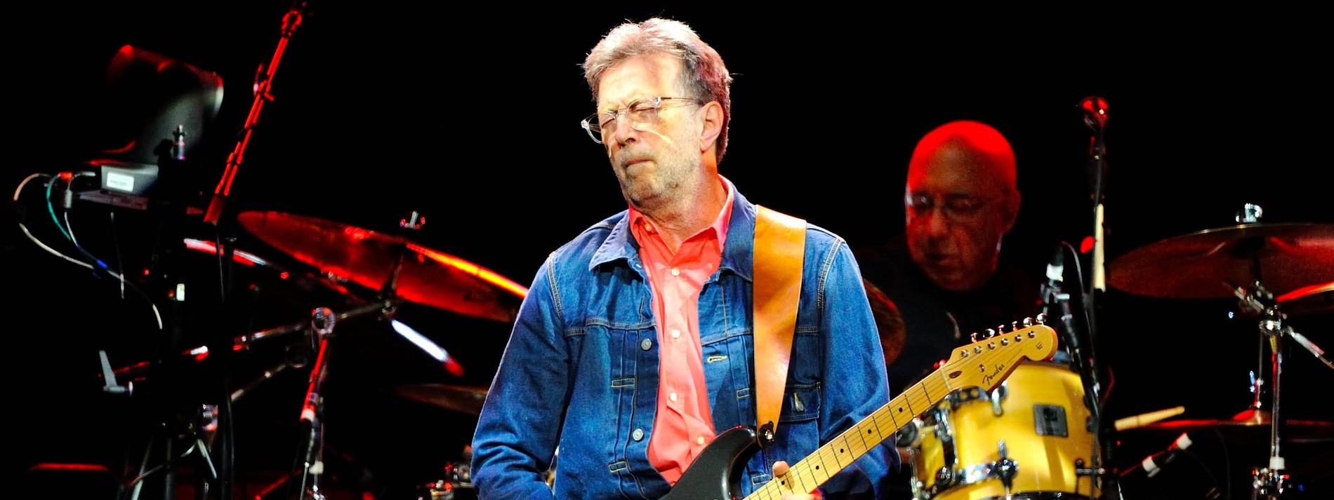 Eric Clapton will nicht auftreten, wenn Impfpflicht besteht
