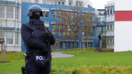 Student nach Amokdrohung an Uni Trier festgenommen