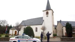 Angehörige der Absturz-Opfer in Luxemburg