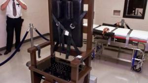 Erstmals seit 1960: Hinrichtung auf dem elektrischen Stuhl
