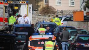 Polizei erschießt Mann bei Festnahmeversuch