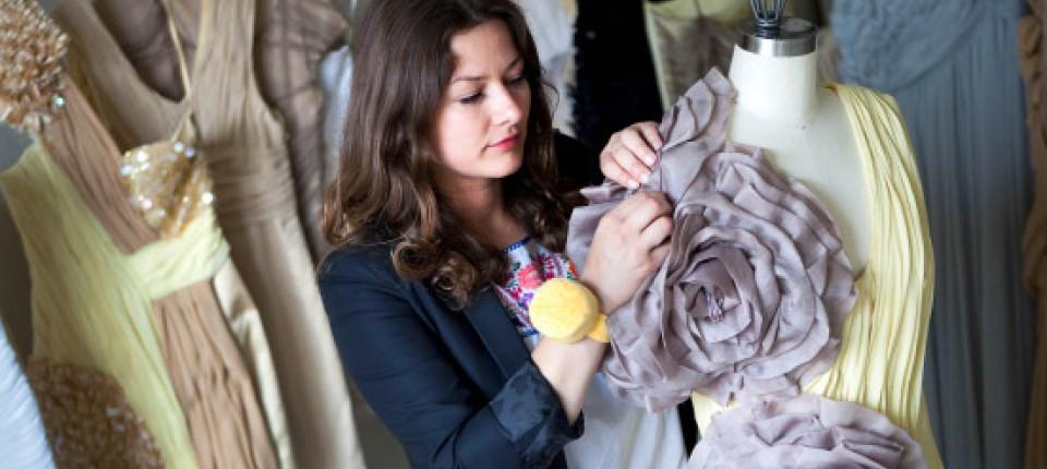 a99eeb6d3b905f Modedesignerin Frida Weyer: Der Traum vom Eckchen bei Saks Fifth ...