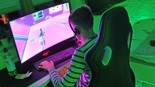 """""""Videospiele funktionieren wie Drogen"""""""