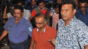 Vier Festnahmen nach Fabrikeinsturz