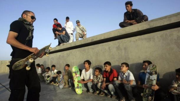 Jugendprojekt Skateboarden