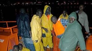 32 Afrikaner ertrinken vor den Kanaren