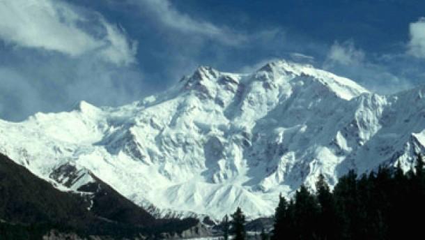 Deutscher Bergsteiger am Nanga Parbat getötet