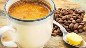 Getränk aus Butter und Kaffee soll beim Abnehmen helfen
