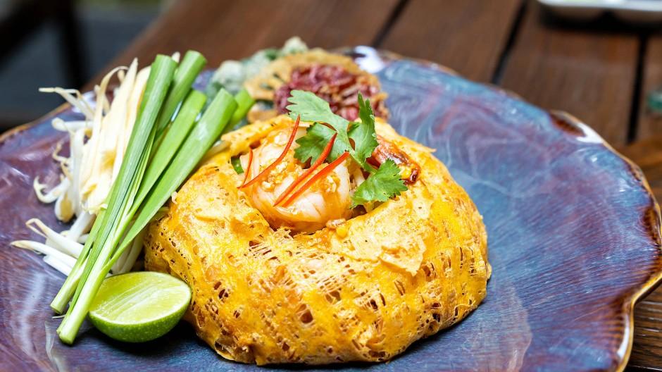 Für das perfekte Pad Thai muss man nun nicht mehr bis nach Bangkok reisen.