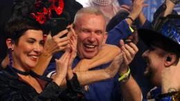 Wenn Gaultier sich verabschiedet, kommen sie alle