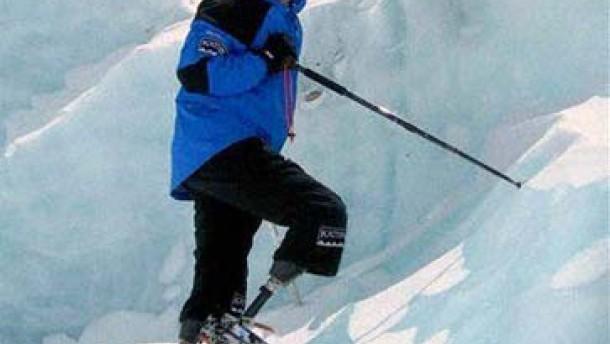 Everest-Bezwinger Inglis: Hilfe für sterbenden Bergsteiger verweigert