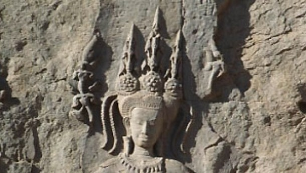 Steinklinik in Kambodschas Dschungel