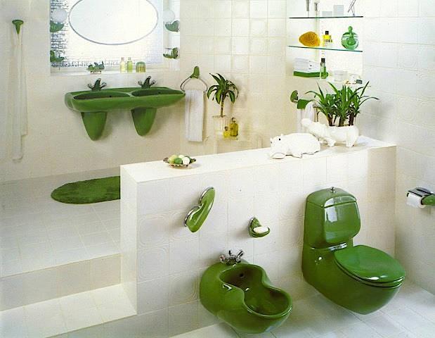 """""""Da sitze ich heute noch gern drauf"""": In den Siebzigern entwarf Luigi Colani eine Sanitärserie für Villeroy&Boch."""
