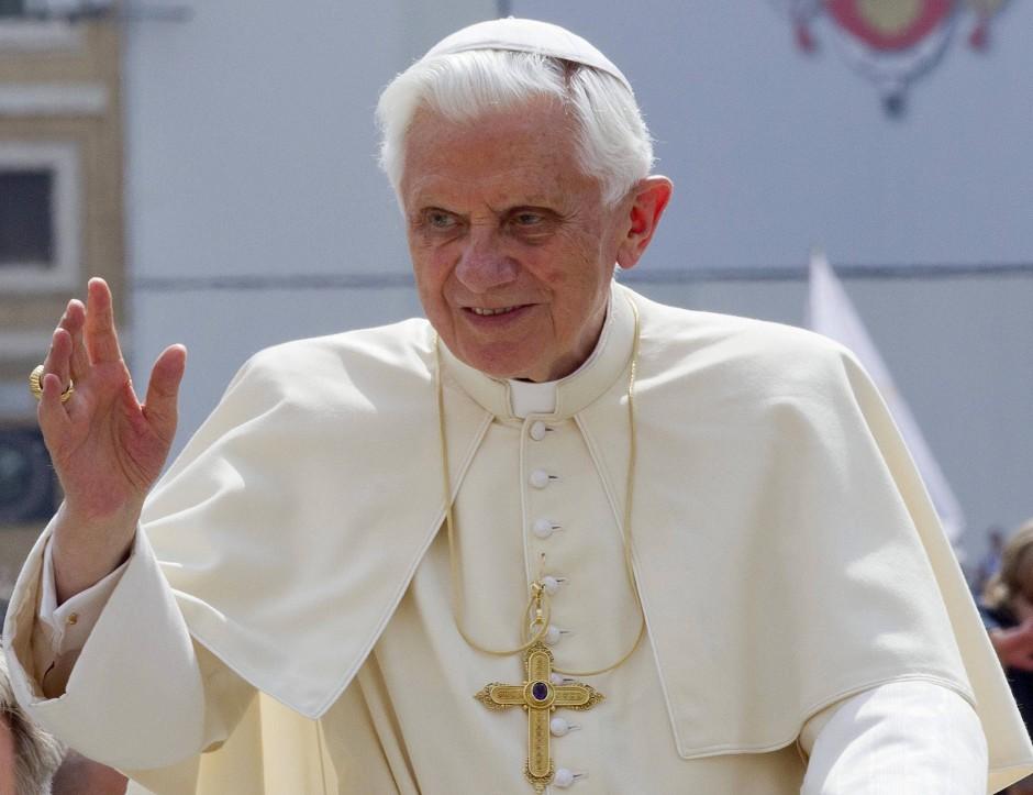 Papst Benedikt war als Student unglücklich verliebt