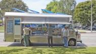 Wo steht Ihr diese Woche? Ein Food-Truck in Los Angeles.