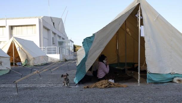 Heftiges Nachbeben erschüttert Kreta