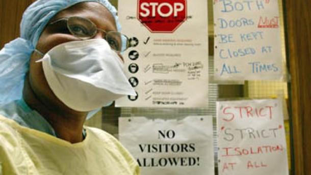 Verdacht auf Lungenkrankheit bei zwei deutschen Patienten bestätigt