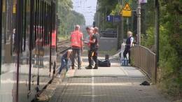 Bahnsteig-Schubser wird Haftrichter vorgeführt