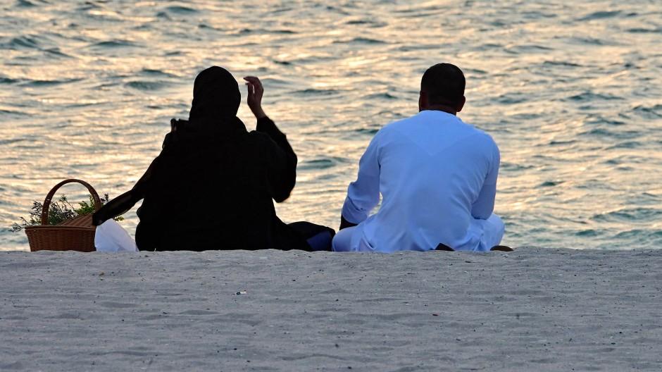 Gesetzeslockerung in Dubai: Unverheiratete Paare dürfen nun zusammen leben.