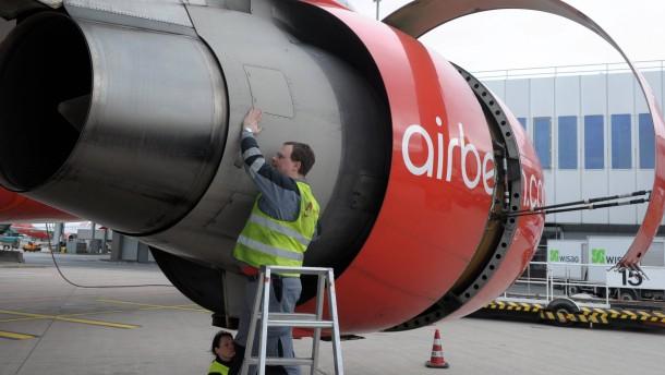 Aufmacher-Bild Flugzeug