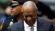 Kein Schuldspruch: Nach mehr als 52 Stunden konnten sich die Geschworenen im Cosby-Prozess nicht einigen.
