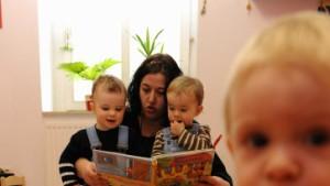Deutschland bei Kinderbetreuung nur Mittelmaß