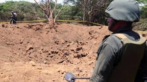 Meteorit versetzt Managua in Schrecken