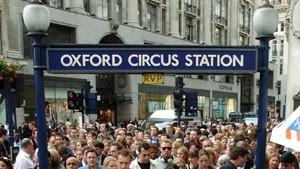 Die Tube steht still: London versinkt im Chaos