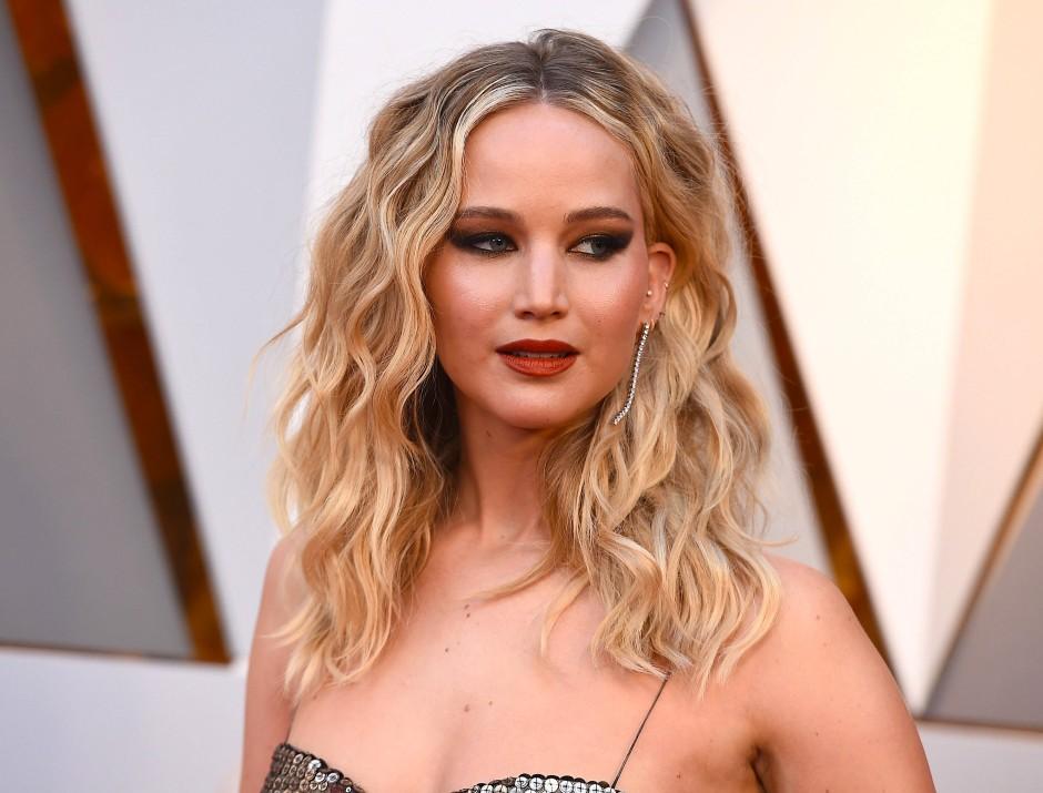 Trinkt keinen Gin Tonic mehr: Jennifer Lawrence