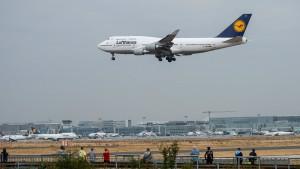 Frachtmaschine legt Sicherheitslandung in Frankfurt ein