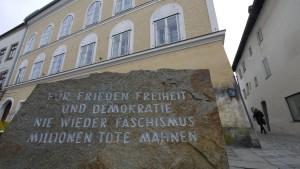 Österreich enteignet Besitzerin von Hitlers Geburtshaus