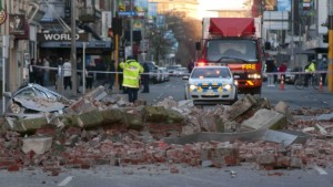 Die Nerven werden Seismographen