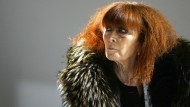 Modeschöpferin Sonia Rykiel ist tot