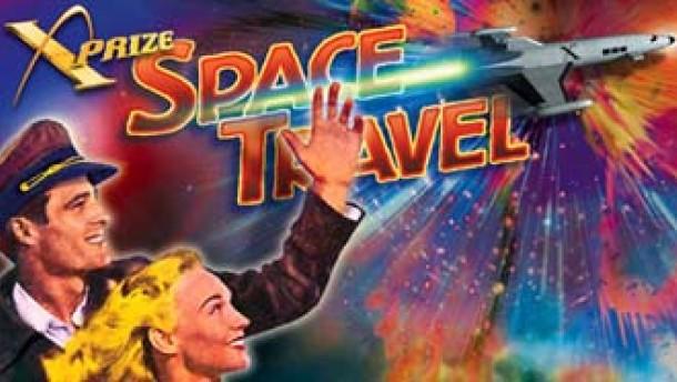 """""""SpaceShipOne"""" fliegt in die Raumfahrtgeschichte"""
