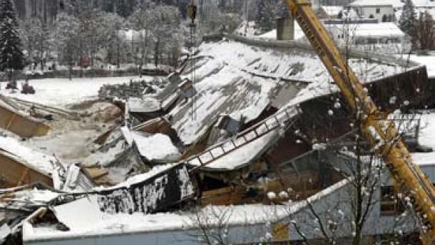 Schwere Mängel an Eissporthalle in Bad Reichenhall