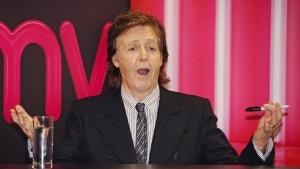 Türsteher lässt Paul McCartney nicht rein