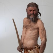 So sah er aus: Rekonstruktion des Ötzi