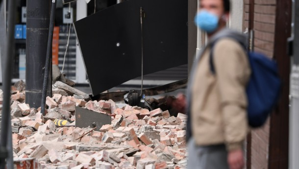 Erdbeben der Stärke 5,9 erschüttert den Südosten Australiens