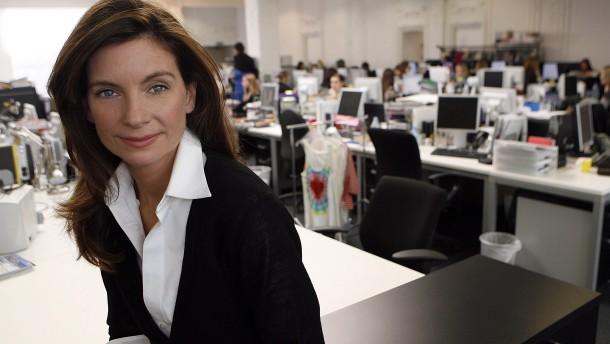 Natalie Massenet: Die Netz-Werkerin