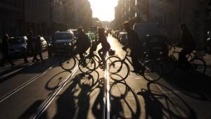 Deutsche Großstädte sind eher fahrradfeindlich